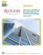 Simulation Modeling of Occupant Behavior in Commercial Buildings