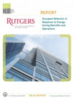 """Occupant Behavior in Response to Energy-Saving Retrofits and Operations"