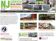 New Jersey Green Building Manual